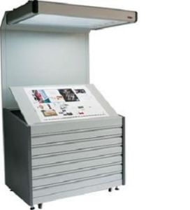 Inteke Cps (1) Color Proof Station (Color light box) / Color Matching