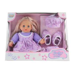 Newest 11.5 Inch Lovely Baby Toy Doll with Bb Voice (10217235) pictures & photos
