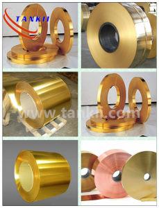 Free cutting low price C17500 QBe0.6-2.5 brass strip pictures & photos