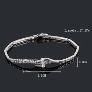 Brilliant CZ Stone Bracelet (SL1030)