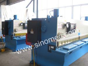 Metal Guillotine Machine/Cutting Machine/Hydraulic Shearing Machine (QC11Y-6X3200) pictures & photos