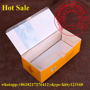 China 3D Printing PVC Plastic Gift Boxes with Lids for Package pictures & photos