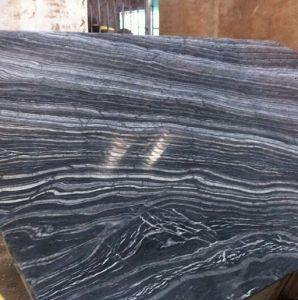 Polished Ancient Wood Marble Slab Stone Slab pictures & photos