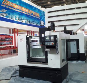 Small 3 Axis Metal Vertical CNC Milling Machine Vmc5030 pictures & photos