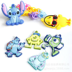Cartoon Fashion Siliconekid Shoe Charms pictures & photos