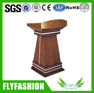 High Quality Wooden School Teacher Speech Desk (SF-16T) pictures & photos
