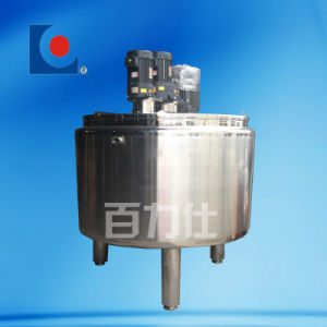 Stainless Steel Sauce Mixing Tank with Three Motor pictures & photos