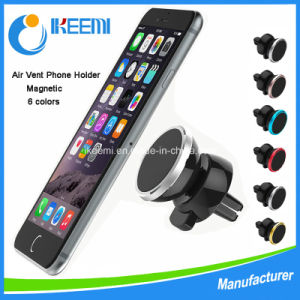 Air Vent Adjustable Magnetic Mobile Phone Car Holder pictures & photos