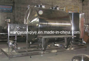 Automatic Cip Cleaning (washing) Machine / System pictures & photos