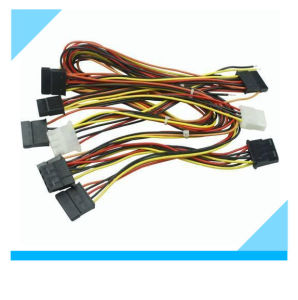Factory Molex Electric Cable Harness pictures & photos