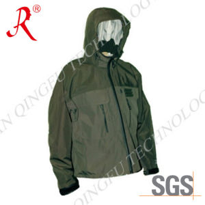 Men′s Fashion Fishing Jacket with Top Quality (QF-9063) pictures & photos
