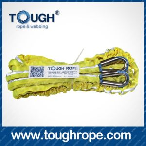 Tr010dyneema Winch Rope Set for ATV Winch Warn Winch and All Kinds of Winch pictures & photos