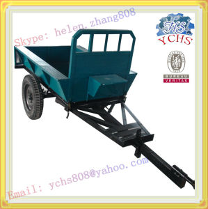 Walking Tractor Trailer Agricultural Machinery pictures & photos
