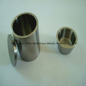 99.95% Tungsten Crucibles, Tungsten Crucibles for Sapphire Heat Field pictures & photos