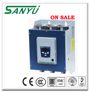 Sanyu on-Line High Intelligent Soft Starter Sjr2-5000 pictures & photos