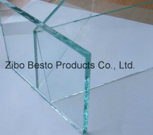 Cutting Sizes Flat/Plate Tempered Glass Sheet (toughened) Manufacturer/Custom
