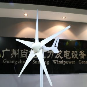 400W Mini 5 Plus Wind Turbine Generator pictures & photos