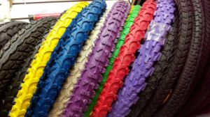 Bicycle Tyre with Good Quality pictures & photos