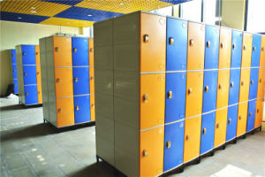 Plastic Waterproof Locker for Swimming Pool pictures & photos