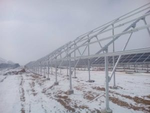 Solar Systems Steel Structure, PV Bracket pictures & photos