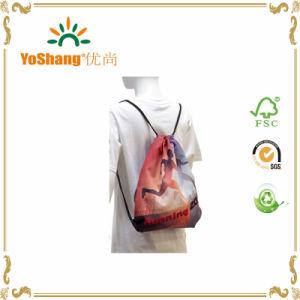 Sports Drawstring Bag Burlap Bag Drawstring pictures & photos