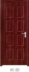 MDF Wooden Door Composite Wood Door Supplier