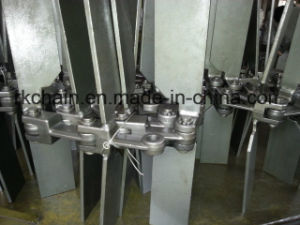 Forged Conveyor Chain with Flight pictures & photos