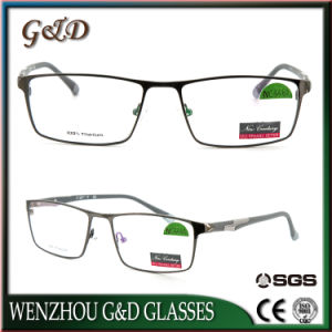 Fashion New Model Stainless Spectacle Frame Eyewear Eyeglass Optical Nc3362 pictures & photos