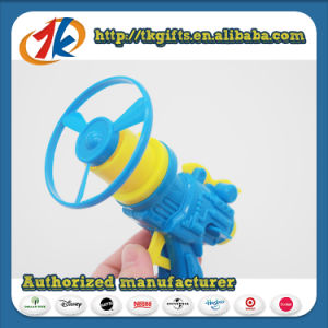 2017 Hot Child Toy Plastic Disc Shooter Gun Toy for Promotion pictures & photos