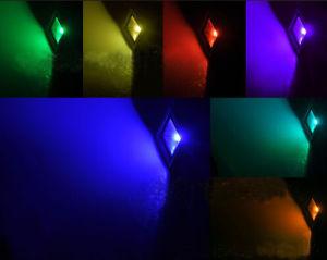 20W RGB Flood Light COB Multicolor pictures & photos