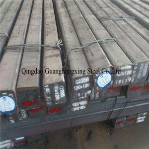 Gbq195, Q235, Q275, JIS Ss400, 3sp, 4sp Steel Billets pictures & photos