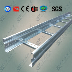 HDG Steel Ladder Cable Tray with UL, Ce, GOST, TUV pictures & photos