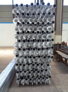 Easy Installation Ground Screw Pile for Solar Mounting System pictures & photos