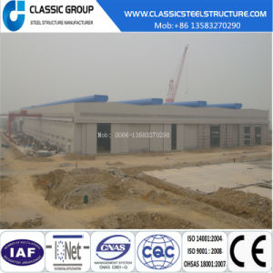 Economic High Qualtity Factory Direct Steel Structure Warehouse/Workshop Building Design pictures & photos