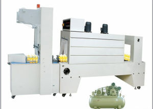 Semi-Automatic Sleeve Wrapping and Shrink Packing Machine pictures & photos