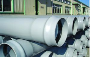 Hot Selling PVC Pipe for Water Supply pictures & photos