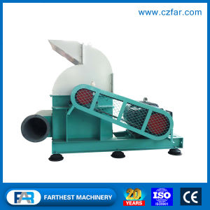 Bamboo Shredder and Crusher for Fuel Production pictures & photos