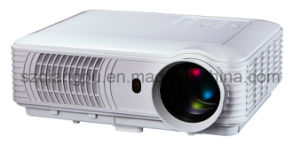 Wireless 3000lm HD LCD Projector (SV-228) pictures & photos