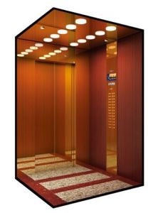 Wood Passenger Elevator Cabin 450kgs pictures & photos