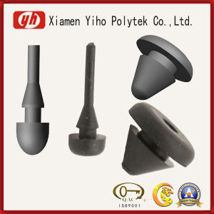 EPDM/Silicone/FKM/Viton Rubber Bumpers / Rubber Bush / Rubber Buffer pictures & photos