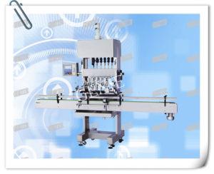 Model Jagf Auto Gravity Water Filling Machine for Liquid