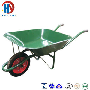 Garden Wheel Barrow (WB - 6500) with Solid Tyre pictures & photos