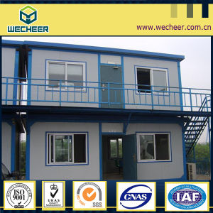 ISO9001 Standard Prefabricated House for Sale pictures & photos
