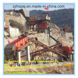 50-600tph Limestone Crusher Plant with Competitive Price pictures & photos