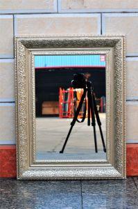 Dressing Aluminium Mirror, Bathroom Mirrors, Cheap Make up Mirror pictures & photos