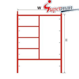 Mason Frame-Snap on Lock for Scaffolding pictures & photos