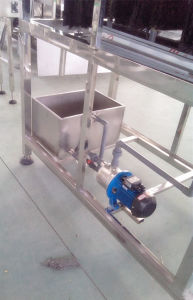 Automatic Outside Barrel Brushing Machine
