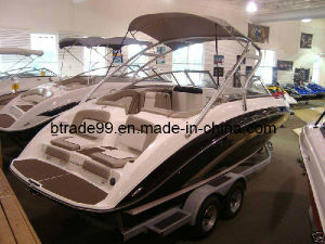 CE Approved River Sport Fishing Boat