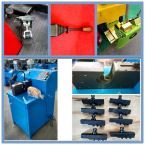Side Feeding Hose Crimping Machine as to Finnpower Crimping Car Hose pictures & photos