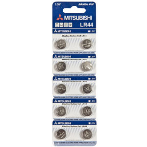 Mitsubishi Alkaline Button Battery 357A